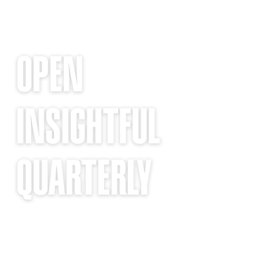 Open Insightful Quarterly
