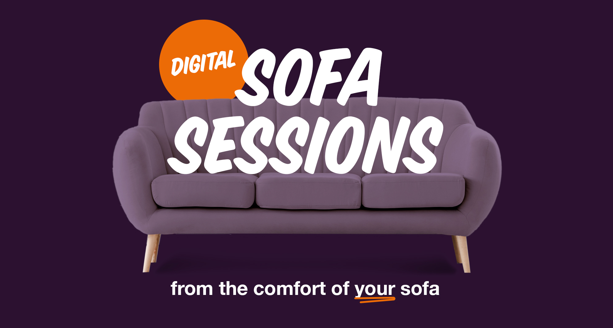 Sofa Sessions - Internal comms training from your sofa