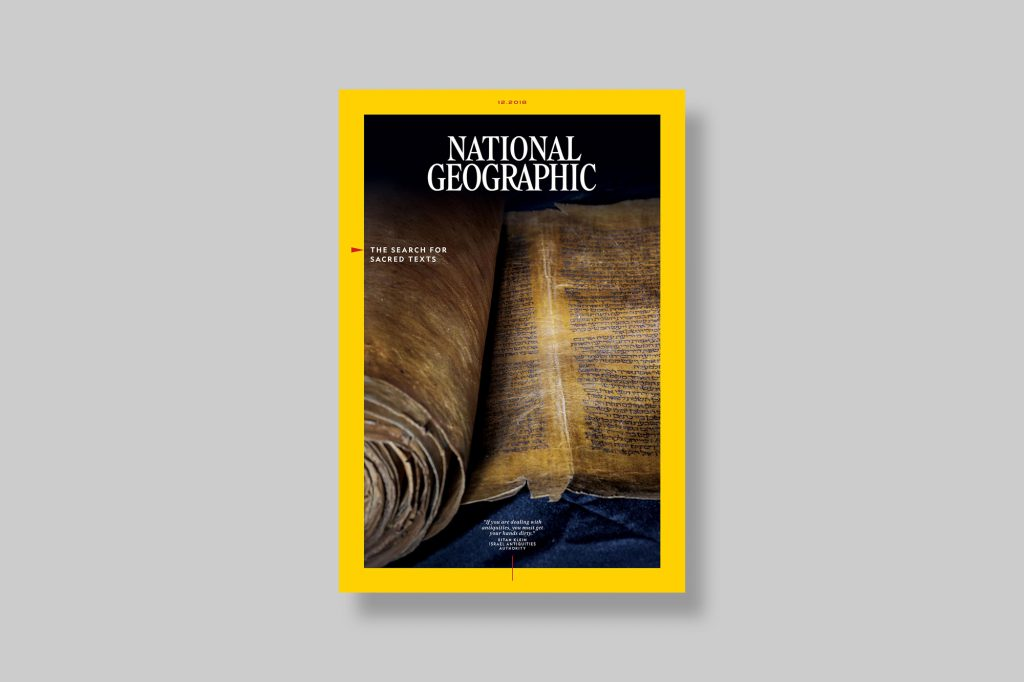 National Geographic Magazine subscription