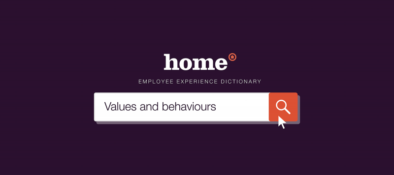 Employee Experience Dictionary