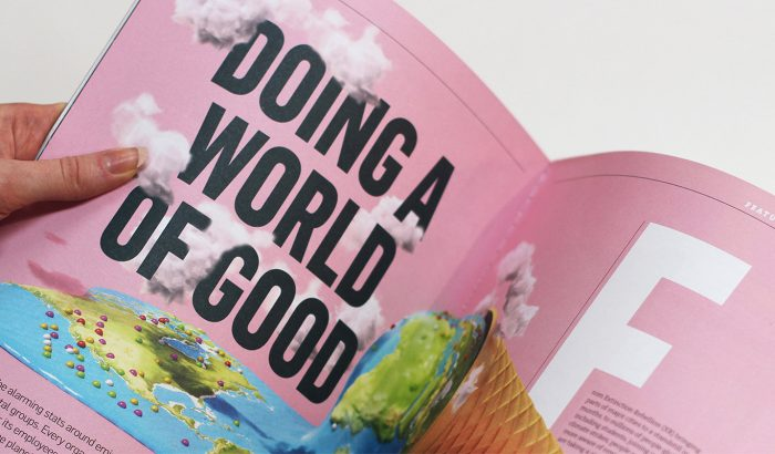 Doing a world of good